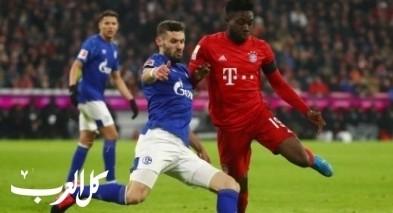 الاصابة تهدد اللاعب ألفونسو ديفيز
