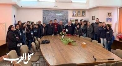 يوم تبادل السلطات والخبرات في شفاعمرو
