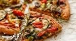 طريقة تحضير البيتزا بالباذنجان