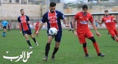 شباب بئر المكسور يفوز على شباب سخنين 1-0