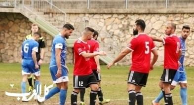 أبناء مجد الكروم يفوز على الاخاء عكا