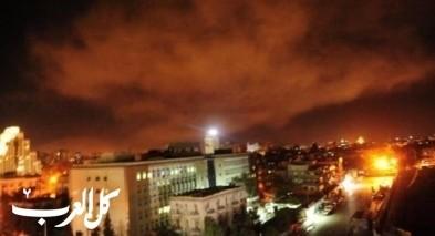 7 قتلى من النظام والحرس الثوري بقصف إسرائيلي