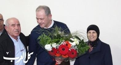 ديرحنا: محاضرة قيمة للبرفيسور سامي حسين