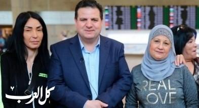 المواطنة العربية ألماظة جشّي تحرر من تركيا وتعود إلى أرض الوطن