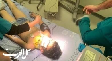 اصابة فتى (9 سنوات) بجراح في العيساوية