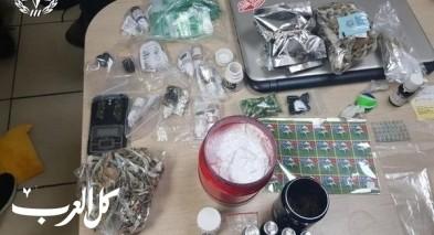 تل أبيب: العثور على مخدرات خلال مداهمة شقة