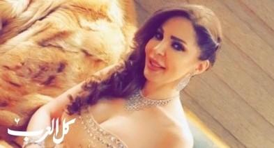 اللبنانية حسنا تلتقي جمهورها في أربيل
