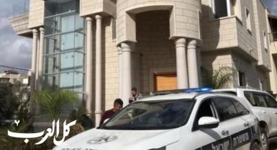 اعتقال 4 شبان من سخنين وابو سنان بشبهة اطلاق نار