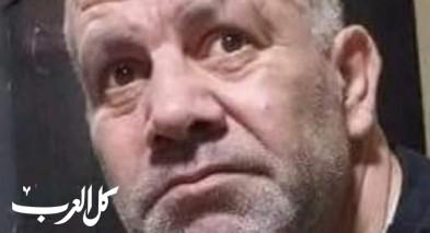 مجد الكروم: وفاة معين حسين كنعان (ابو ياسر)