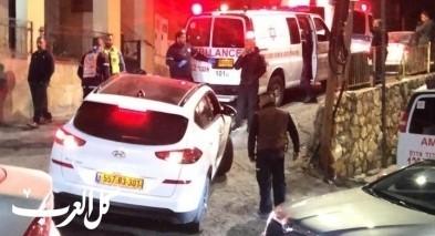 دير الاسد: اصابة شاب بعد تعرضه للطعن خلال شجار