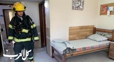 رمبام:وفاة مسن متأثرًا بجراحه بعد نقله من بيت للمسنين