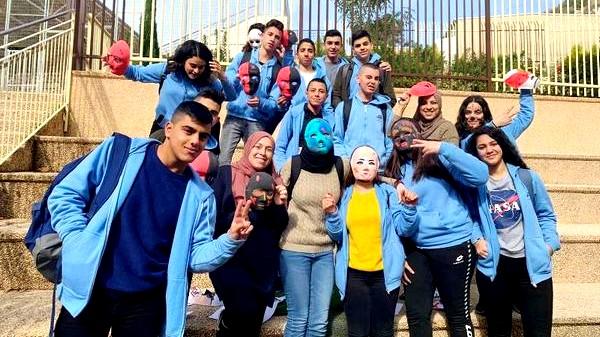 مجد الكروم: دورة دراما لطلاب الشاغور