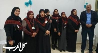 اللقية: افتتاح جمعية النهضة للثقافة والتعليم