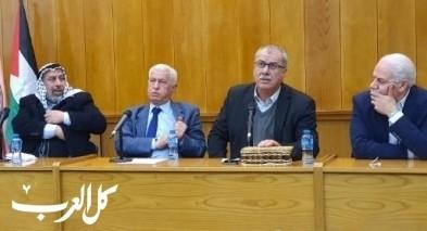 بركة يحذر من مراهنة فلسطينية على نتائج الانتخابات