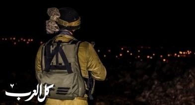 مصادر: الجيش الاسرائيلي يطلق النار على فلسطيني