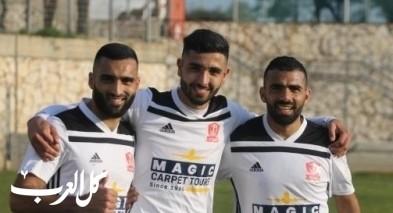 فوز نادي دبورية على هبوعيل عرعرة في مباراة القاع