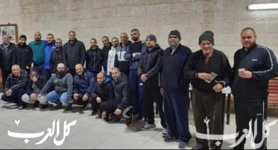 يافا: مشاركة واسعة في الفجر العظيم بمسجد العجمي