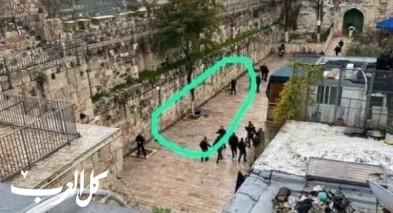 شبهات بمحاولة تنفيذ عملية طعن في القدس