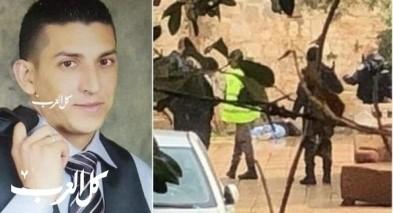 القدس: وفاة ماهر زعاترة برصاص الشرطة