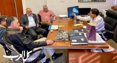 الرينة: سلطة شوارع اسرائيل تستجيب لمطالب رئيس المجلس