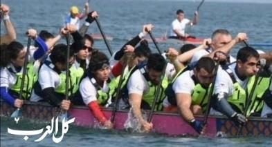 نادي دولفينز عكا يفوز في المراتب الاولى