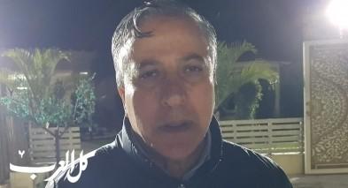 رئيس بلدية كفر قاسم: طلب زيارة نتنياهو لا يستحق الرد