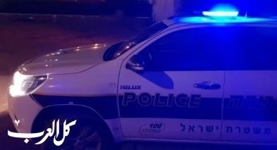 القدس: شخص يطلق النار على سيارة حاولت دهسه