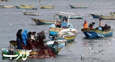 إسرائيل تغلق معابر غزة ومساحة الصيد