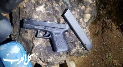 حملة تفتيشات للشرطة في الطيبة: ضبط مسدس ورشاش