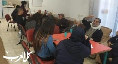 ام الفحم: مبادرة للقاء الأجيال بين القيادة الشابة