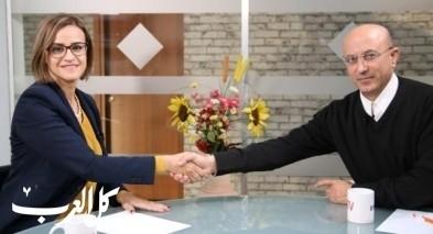 د.يزبك لتلفزيون العرب: ثقة الجمهور بالمشتركة كبيرة