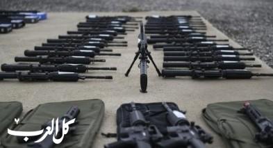 الشرطة تكشف شبكة اجرامية دولية هربت اسلحة للبلاد