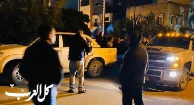 قلنسوة: القاء قنبلة على منزل المحامي ايمن قشقوش