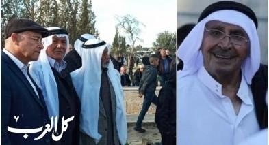 اللقية: تشييع جثمان الشيخ حسن الصانع