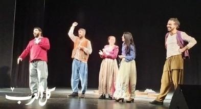 ام الفحم: عرض مسرحية الصدى وعروض ترفيهية