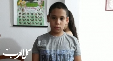 يافا: العثور على الطفل امير شوبكي بعد اختفائه