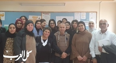 المرشد النفسي خالد بشارات في محاضرتين قيمتين في الجواريش