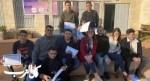 طلاب اكسال الثانوية في مشروع Pathways