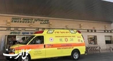 القدس: إصابة خطيرة لراكب دراجة نارية في حادث