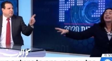 مواجهة بين عودة وريغف: لن تبقوا بالحكم
