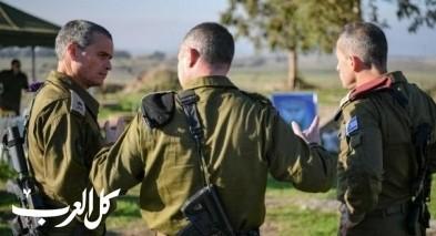 الجيش الاسرائيلي: تدريبات للقتال بالشمال