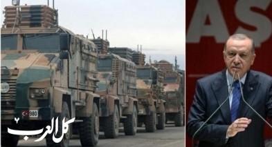 مقتل 34 جنديًا تركيًا في إدلب