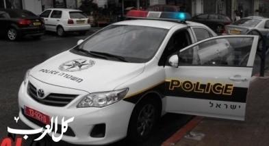الشرطة تنقذ حياة عامل (34 عامًا) من باقة الغربية