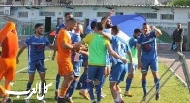خسارة نادي دبورية أمام عيروني طبريا بهدف مقابل لا شيء