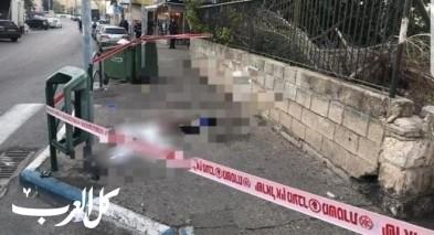 اطلاق نار في حيفا واصابة شاب (25 عامًا) بجراح متوسطة