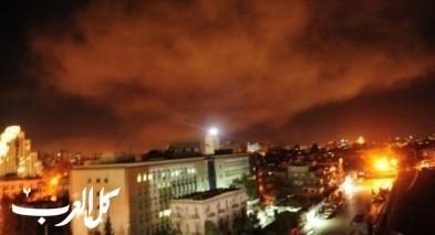 مصادر: مروحيات إسرائيلية تقصف مواقع للجيش السوري