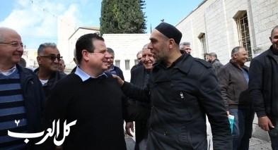 الشيخ ناصر دراوشة من الناصرة: ادعو للخروج والتصويت