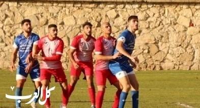 فوز اتحاد مجد الكروم على شباب طمرة