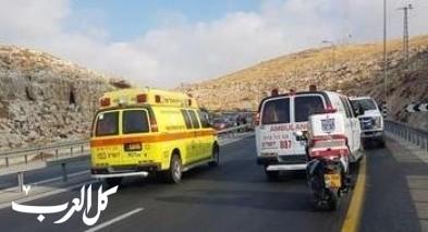بيت شان:إصابة خطيرة لفتى إثر إنزلاق دراجة نارية