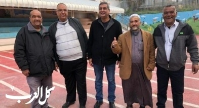 توافد العشرات من أبناء مدينة الناصرة لصناديق الإقتراع